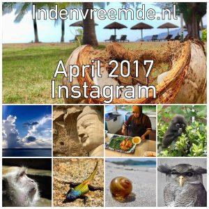 Instagram april 2017
