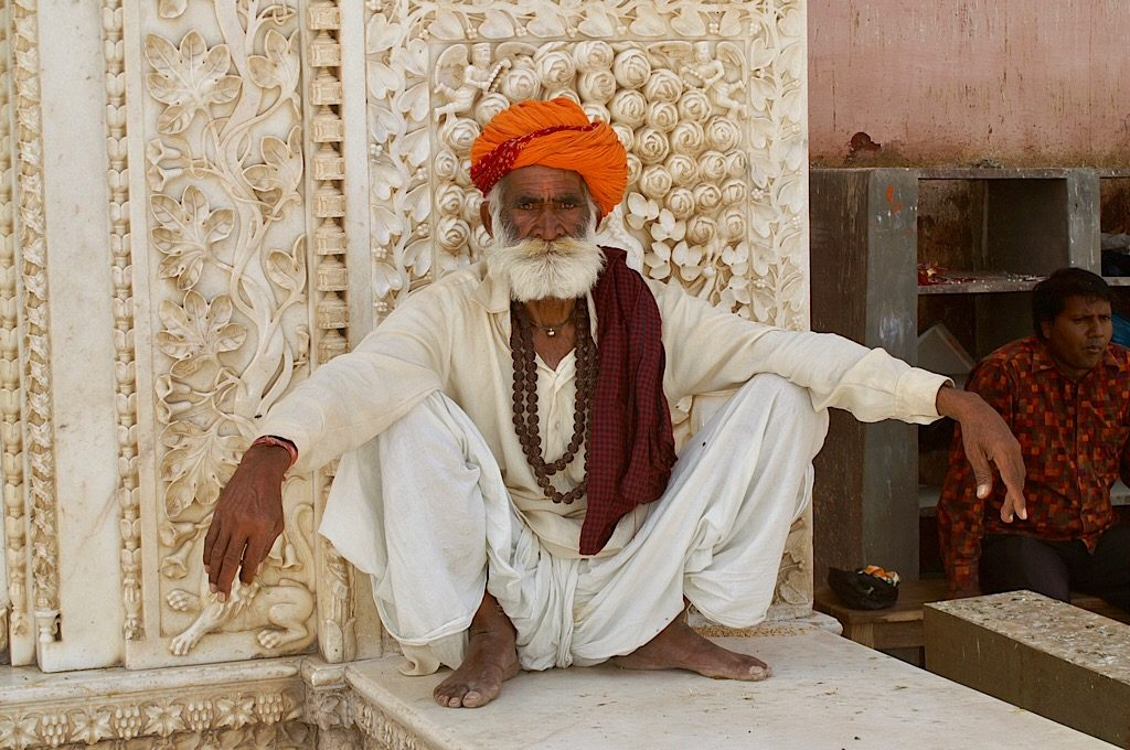 Bij Karni Mata, India