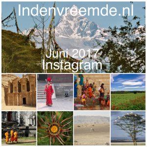 Het beste van Instagram juni 2017
