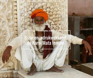 Karni Mata tempel, India