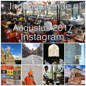indenvreemde.nl Instagram augustus 2017