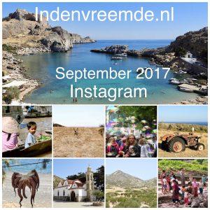 Instagram september 2017
