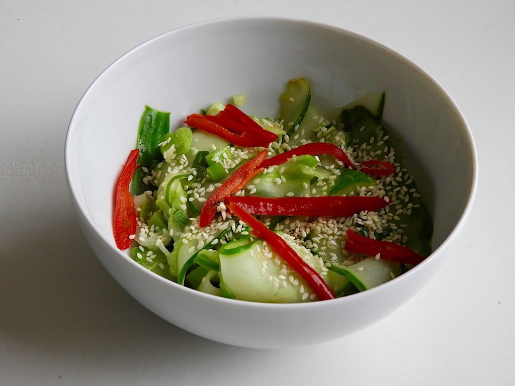 Koreaanse chili kip