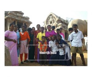Kleurrijk India - Mamallapuram