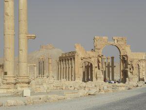 Syrie Palmyra