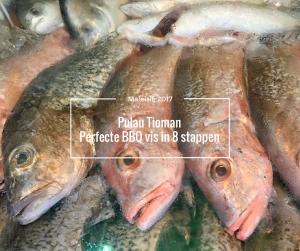 BBQ vis op Tioman