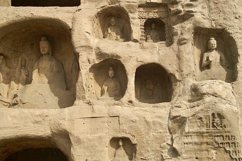 Yungang grotten