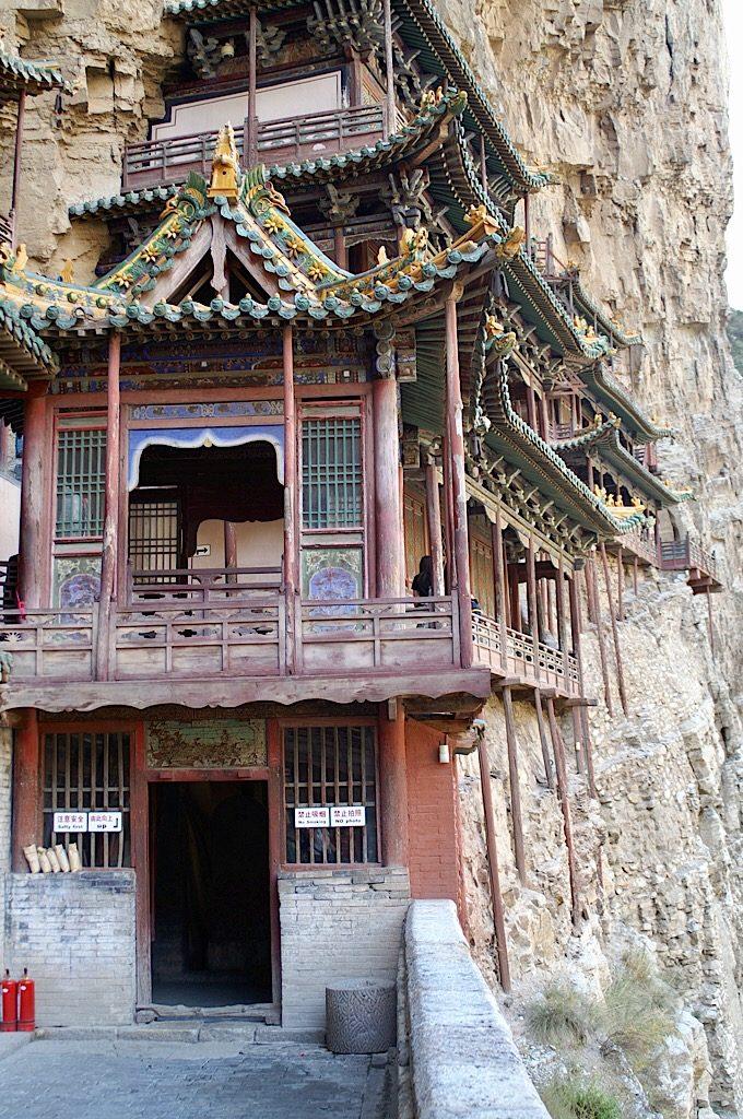 Xuankong Si tempel