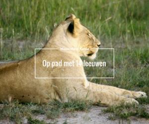 Masai Mara leeuwen