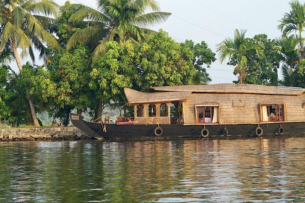 Backwaters Kerala, India