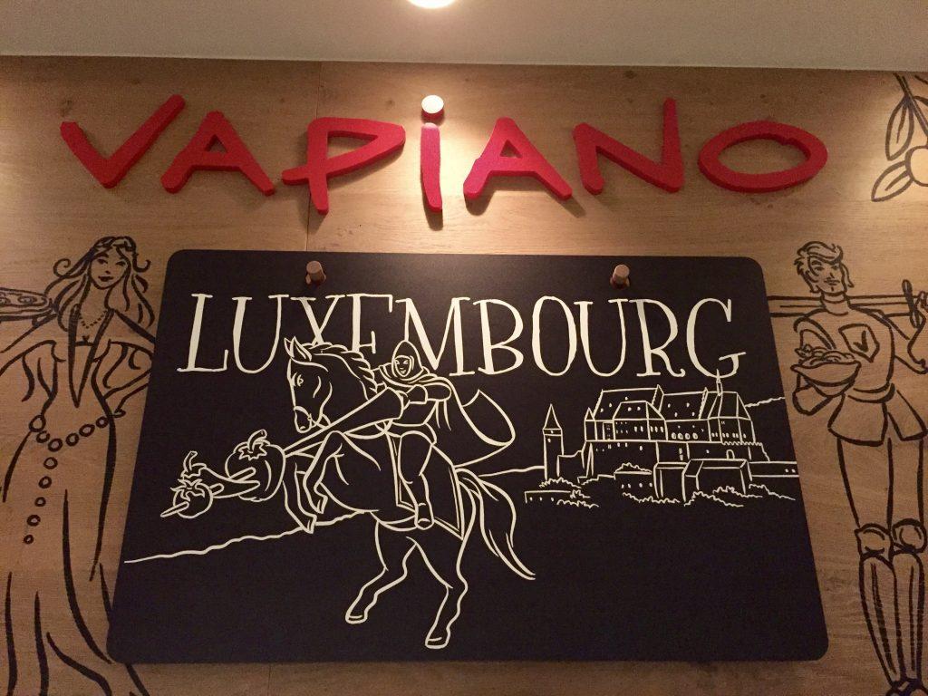 Vapiano Luxemburg