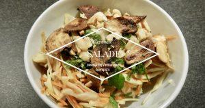 Vietnamese salade