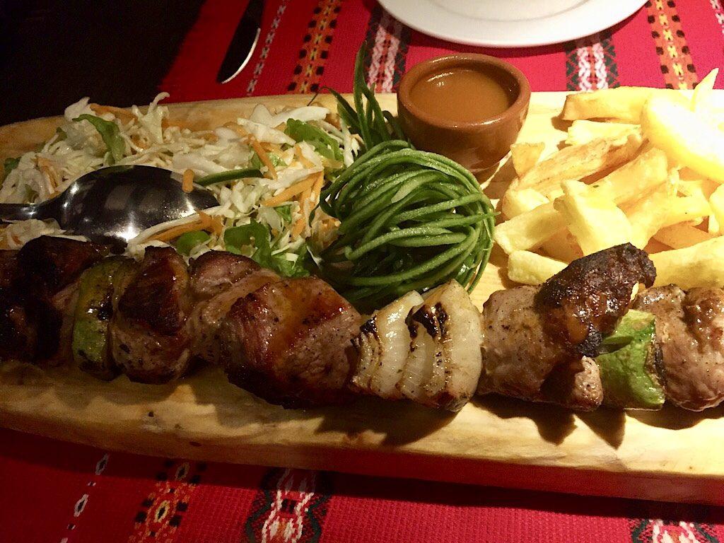 Traditioneel Bulgaars eten