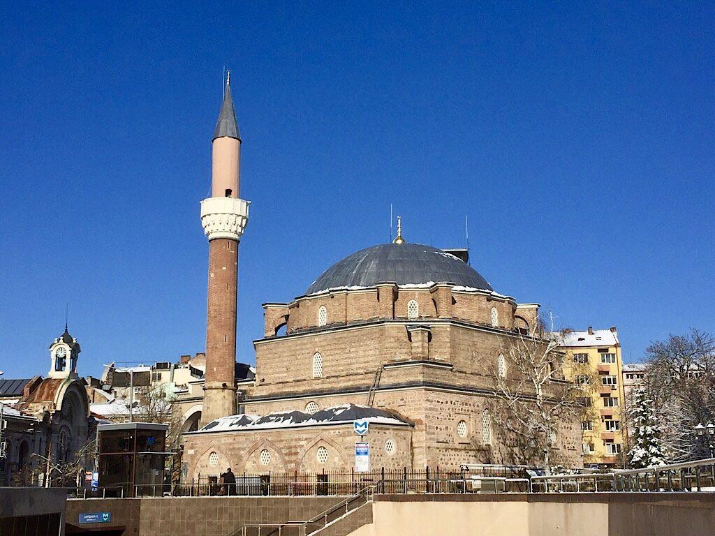 Banya Bashi Moskee, Sofia